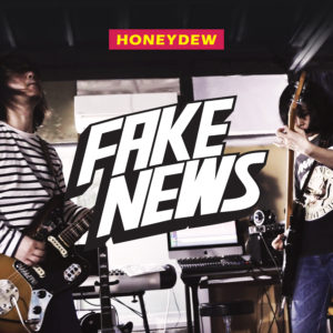 Fake News cover art