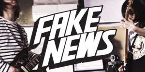 Fake News cover art